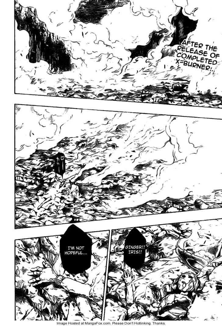 Katekyo Hitman Reborn 209 Page 2