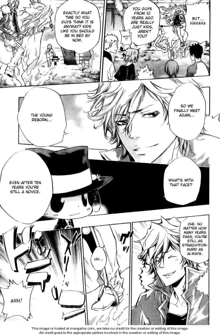 Katekyo Hitman Reborn 235 Page 3