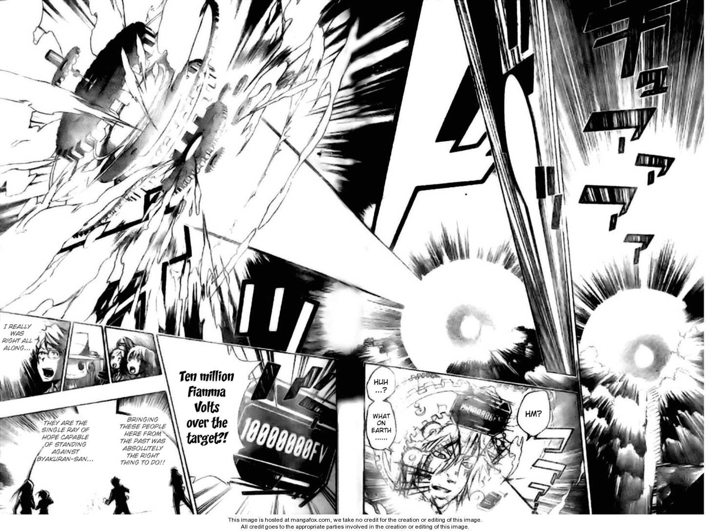 Katekyo Hitman Reborn 240 Page 15