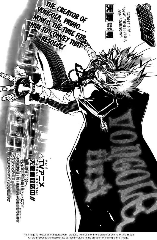 Katekyo Hitman Reborn 278 Page 1