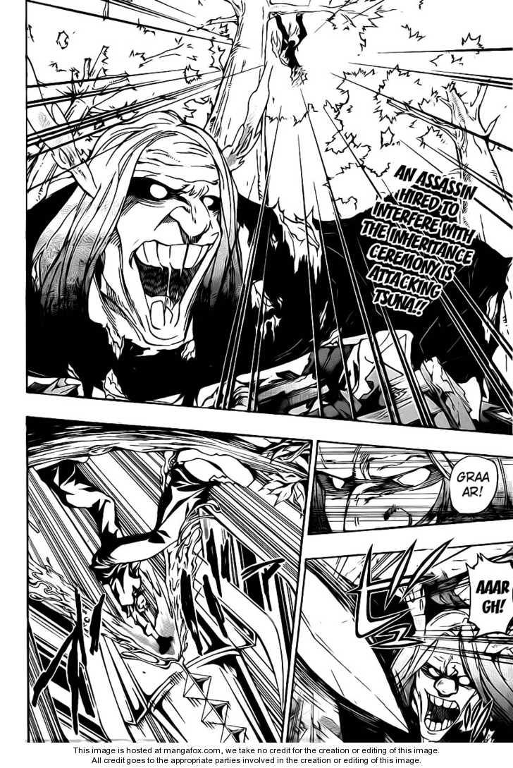 Katekyo Hitman Reborn 287 Page 2