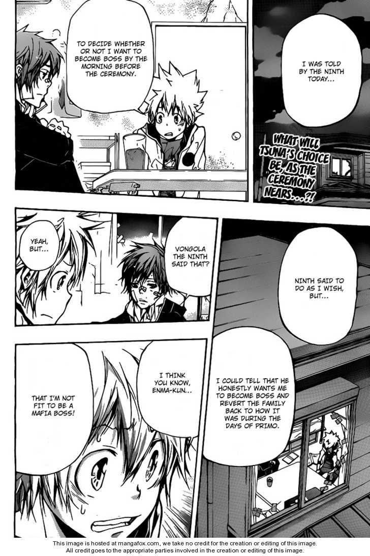 Katekyo Hitman Reborn 292 Page 2