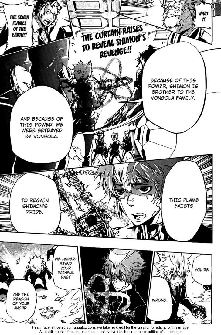 Katekyo Hitman Reborn 298 Page 2