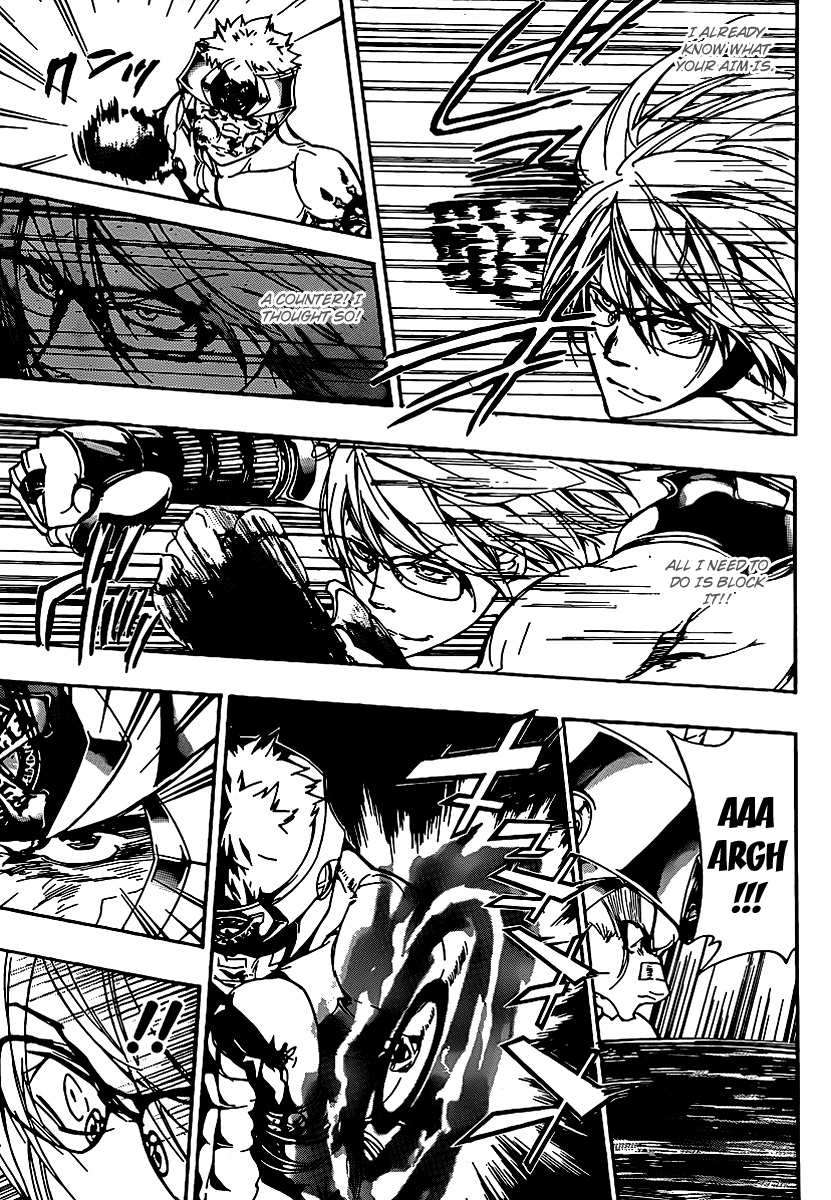 Katekyo Hitman Reborn 305 Page 3
