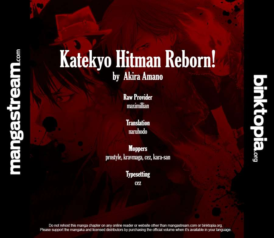Katekyo Hitman Reborn 313 Page 2