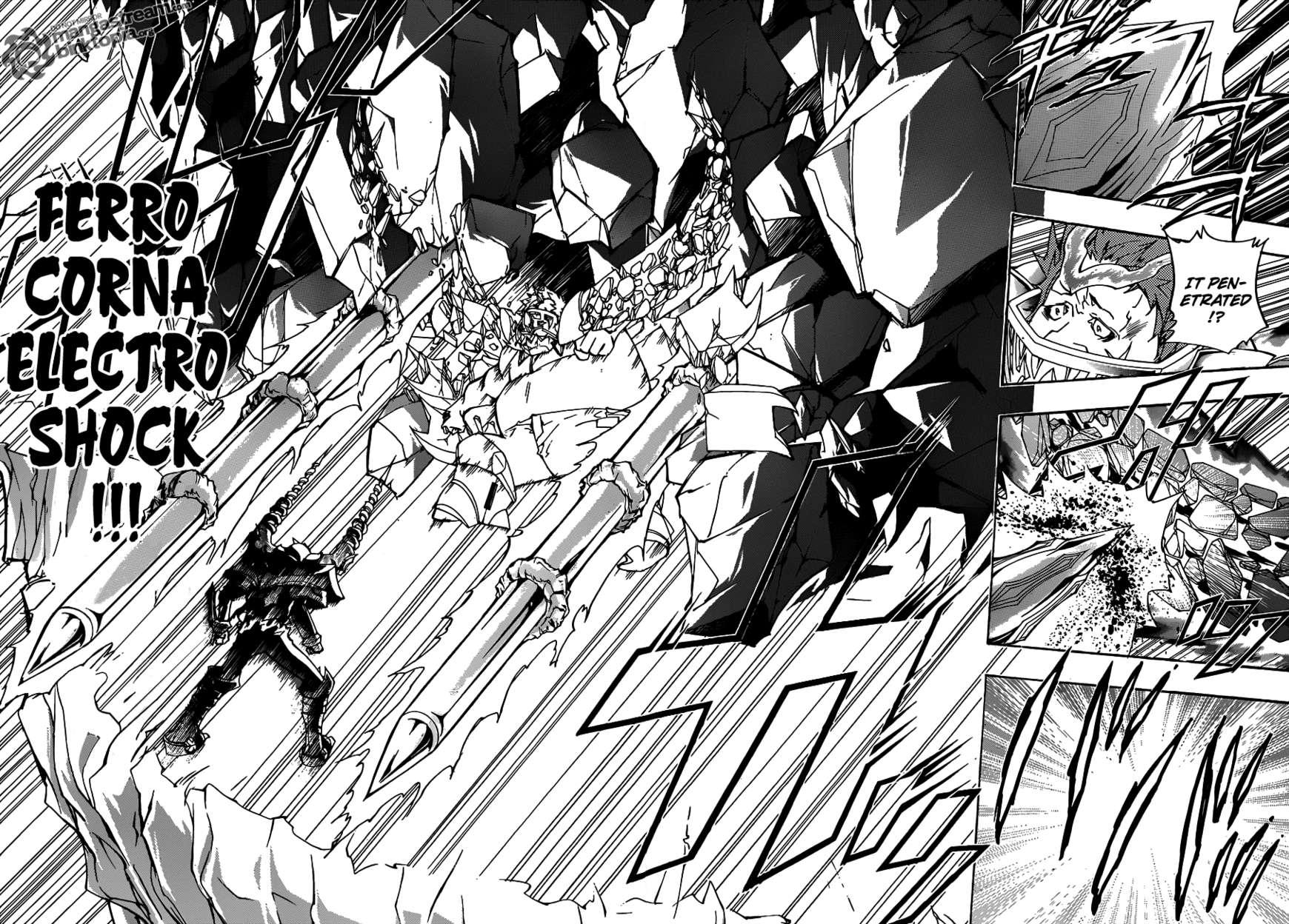 Katekyo Hitman Reborn 313 Page 3