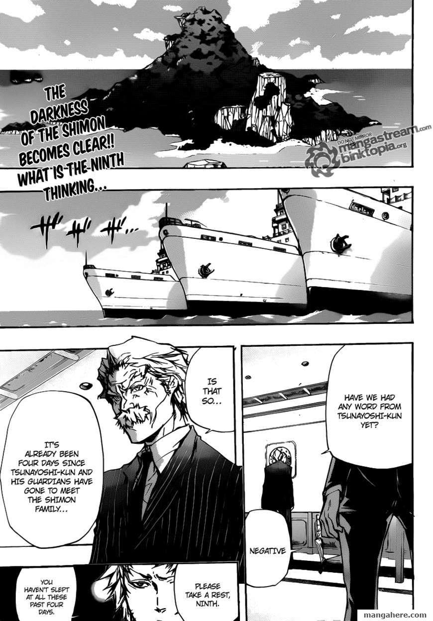 Katekyo Hitman Reborn 319 Page 2