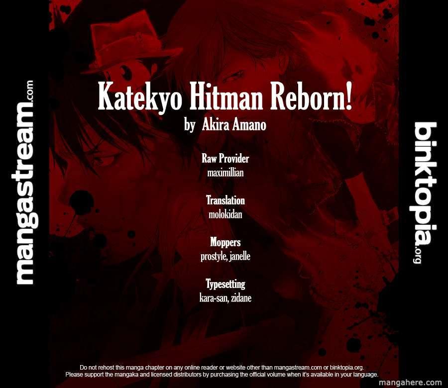 Katekyo Hitman Reborn 323 Page 2