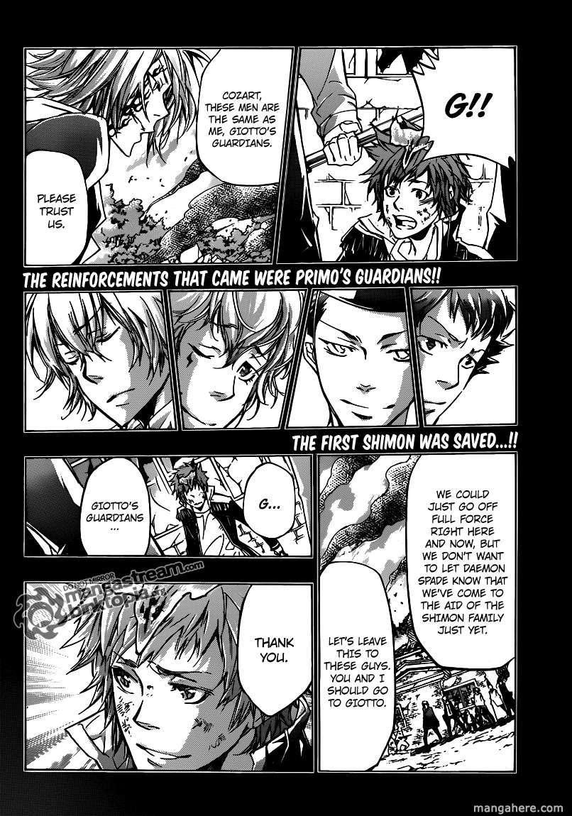Katekyo Hitman Reborn 327 Page 3