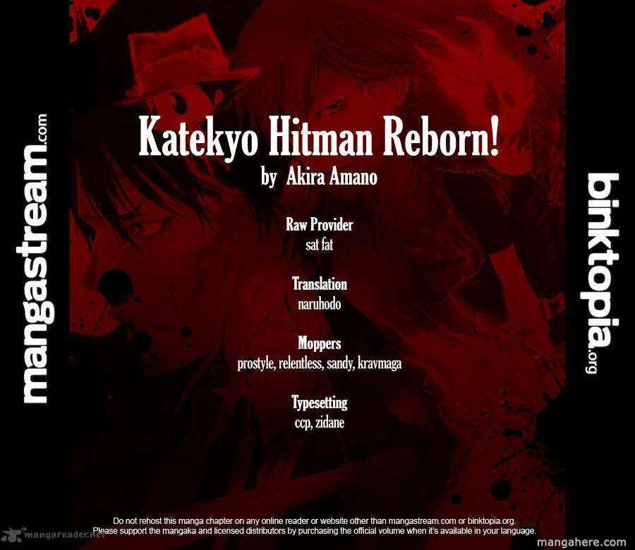 Katekyo Hitman Reborn 329 Page 2