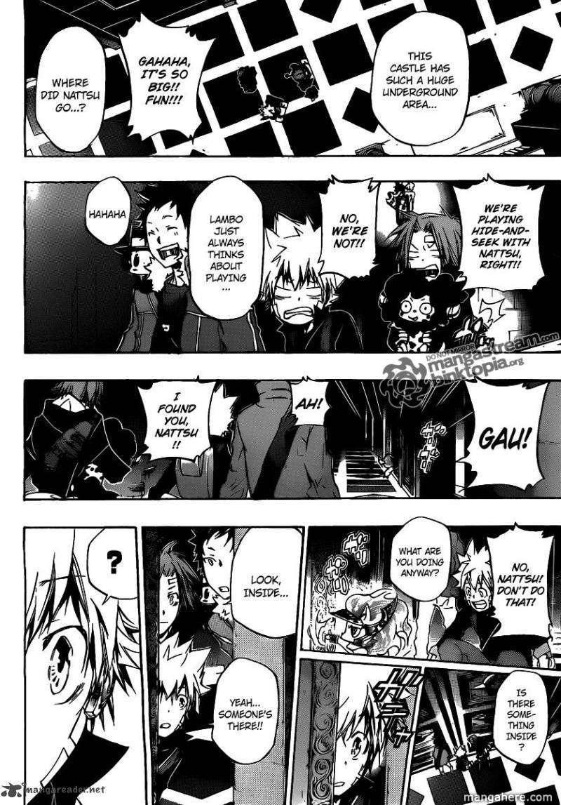Katekyo Hitman Reborn 330 Page 3