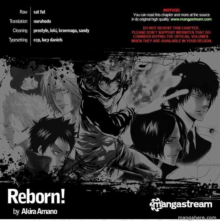 Katekyo Hitman Reborn 335 Page 2