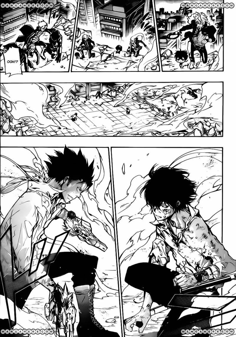 Katekyo Hitman Reborn 375 Page 2