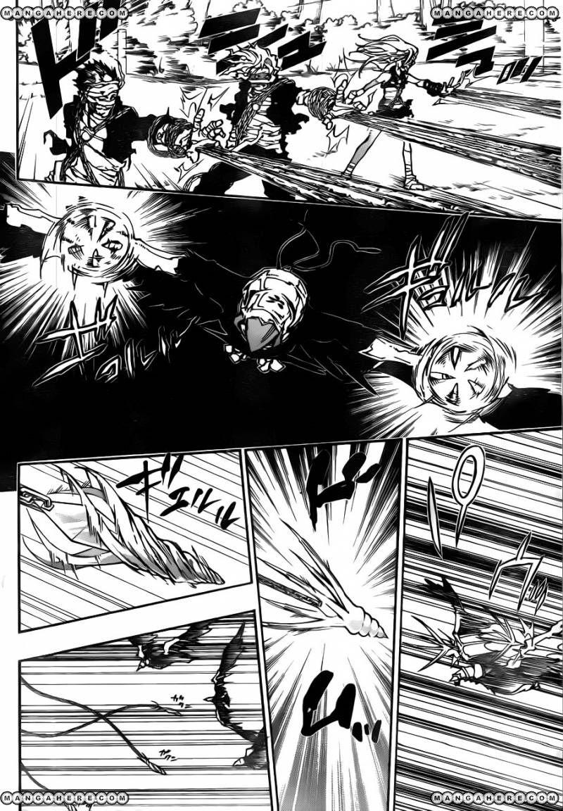 Katekyo Hitman Reborn 384 Page 2