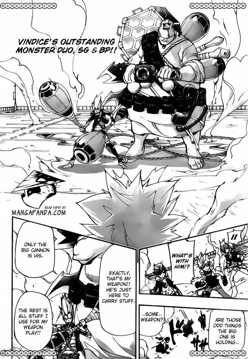 Katekyo Hitman Reborn 397 Page 2