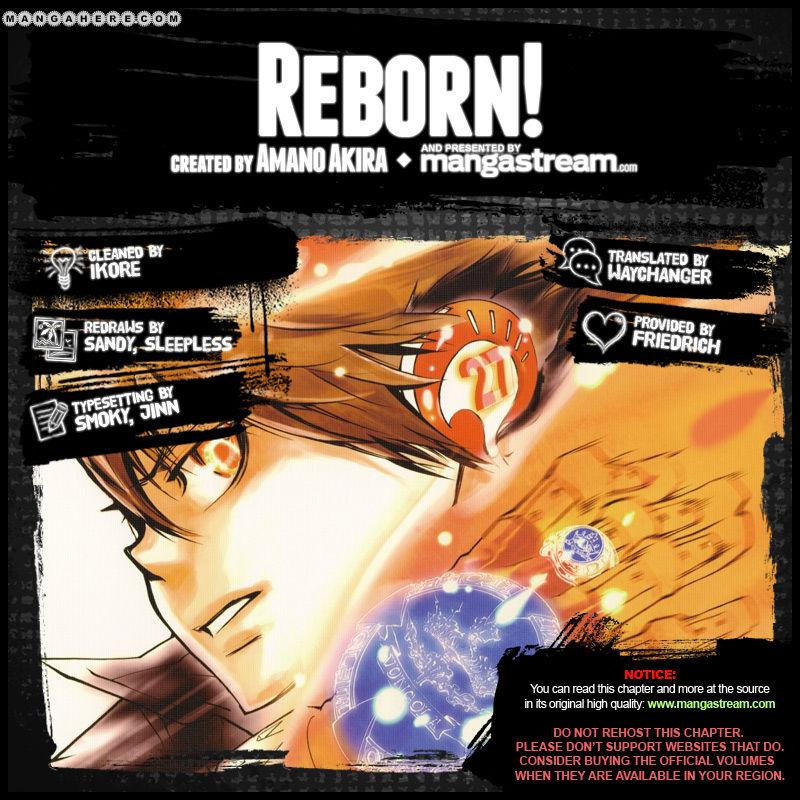 Katekyo Hitman Reborn 408 Page 2