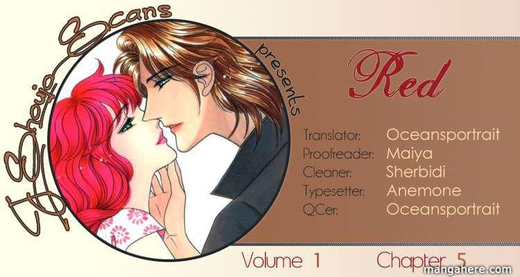 Red (KOBAYASHI Hiromi) 5 Page 1