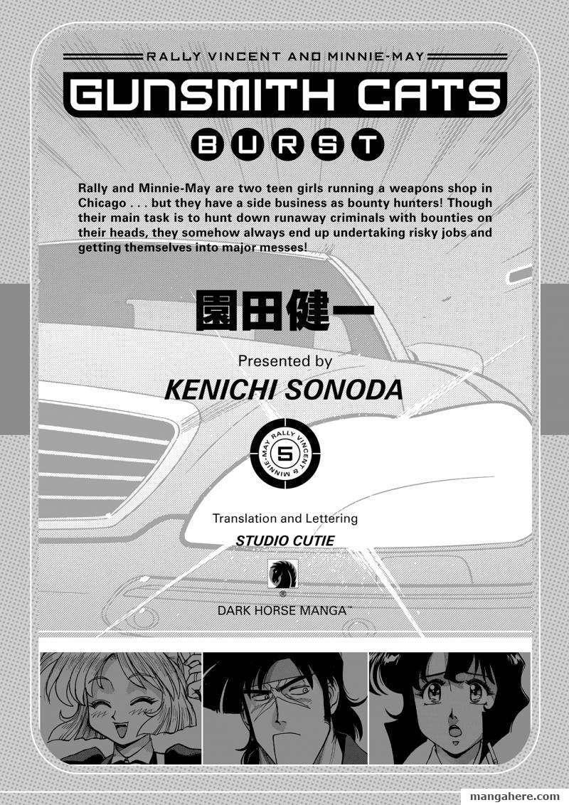 Gunsmith Cats Burst 5 Page 2