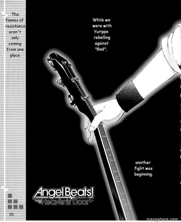 Angel Beats! - Heaven's Door 11 Page 2