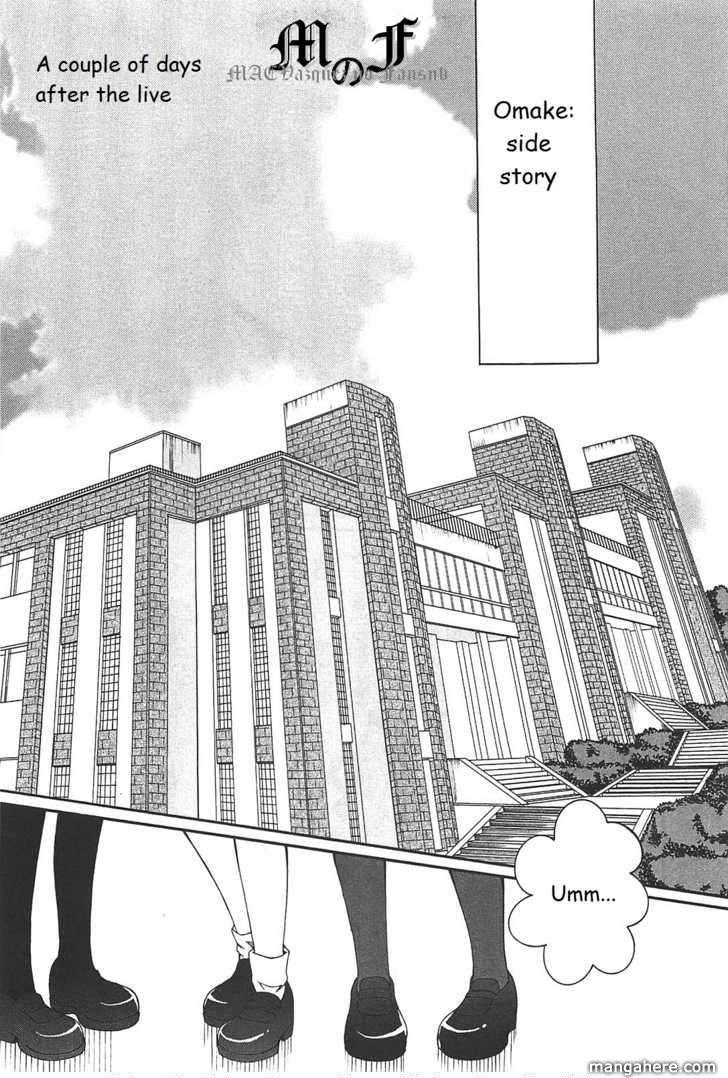Angel Beats! - Heaven's Door 14.5 Page 1