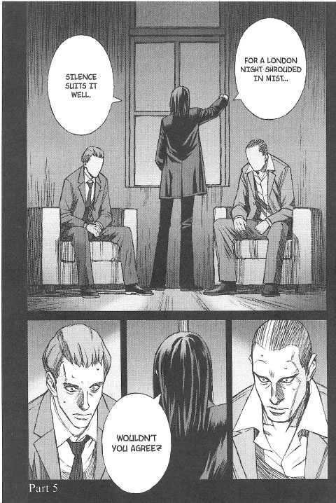 BLOOD ALONE 20.5 Page 1