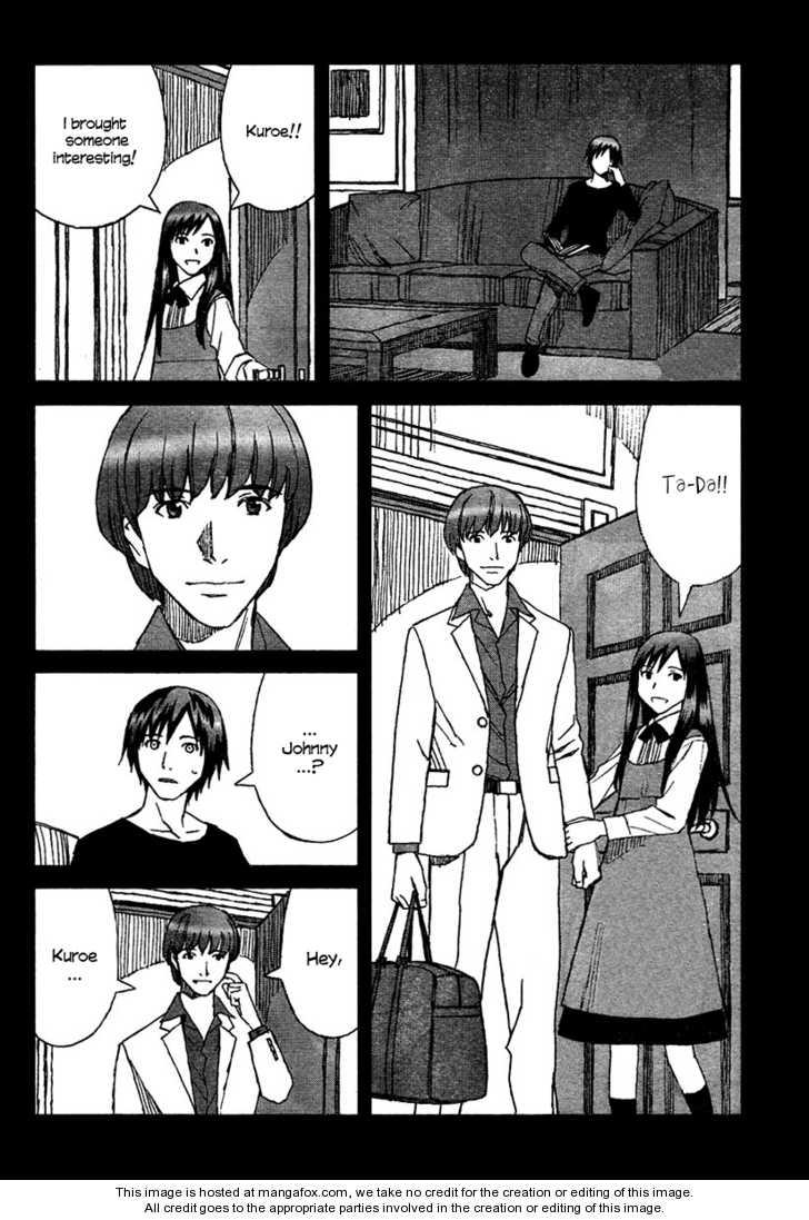 BLOOD ALONE 30 Page 2