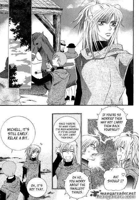 Arinoe's Monk 2 Page 2