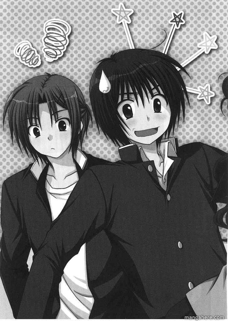 Tonari no Kashiwagi-san 10 Page 2
