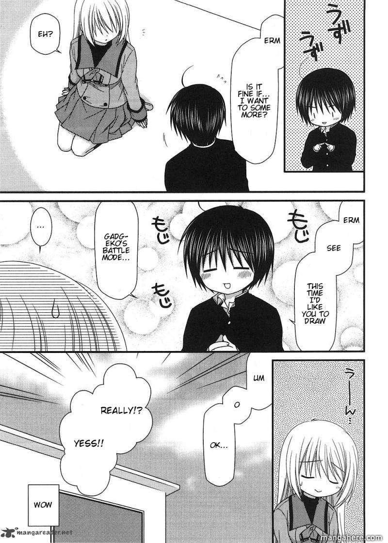 Tonari no Kashiwagi-san 14 Page 3