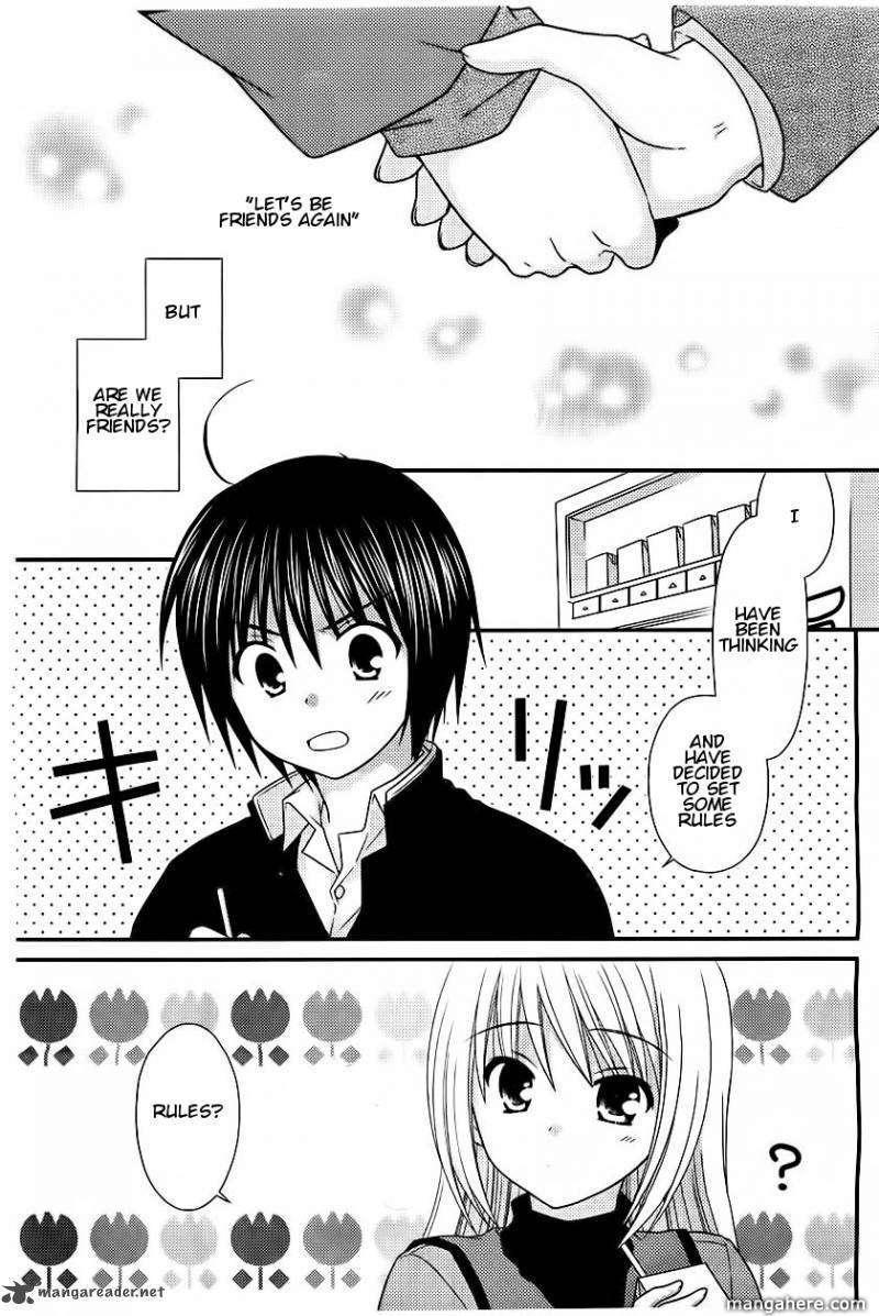 Tonari no Kashiwagi-san 18 Page 2