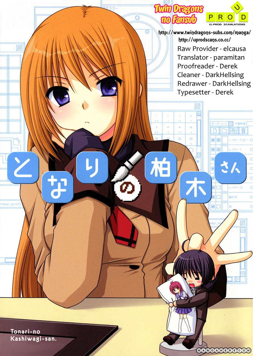 Tonari no Kashiwagi-san 20 Page 1