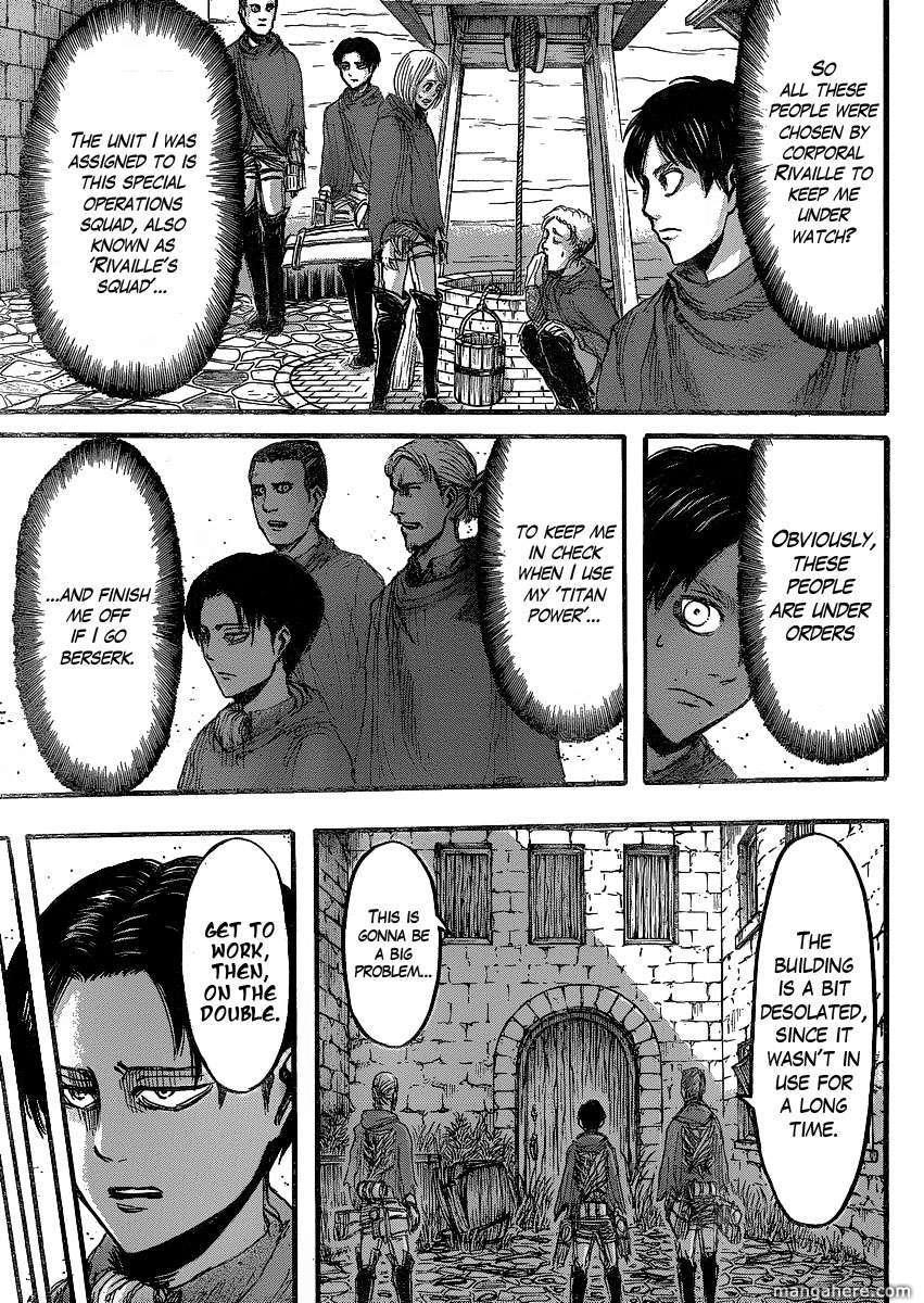 Shingeki no Kyojin 20 Page 6