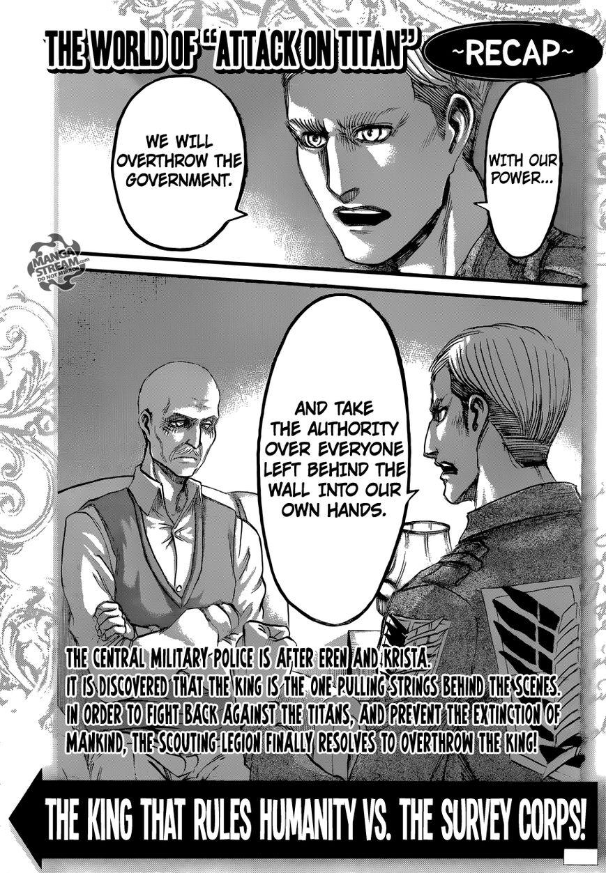 Shingeki no Kyojin 55 Page 1