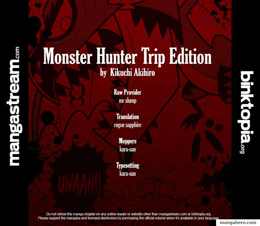 Monster Hunter 0 Page 2