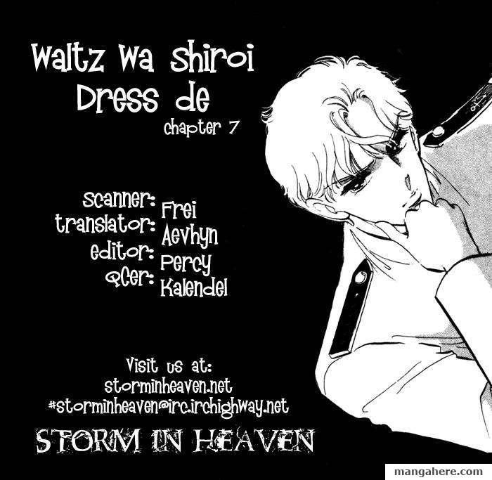 Waltz in A White Dress 7 Page 1