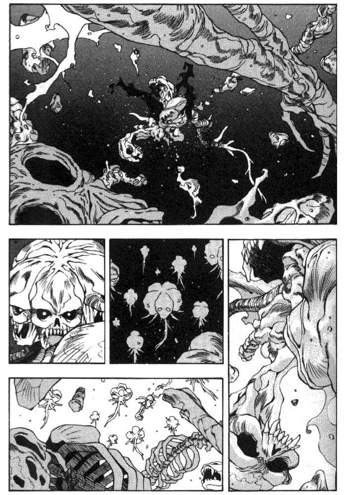 3x3 Eyes 13 Page 2