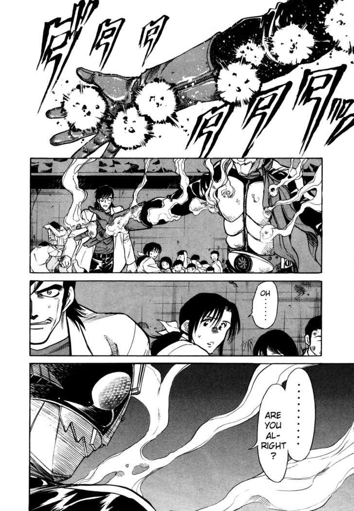 Kamen Rider Spirits 3 Page 2