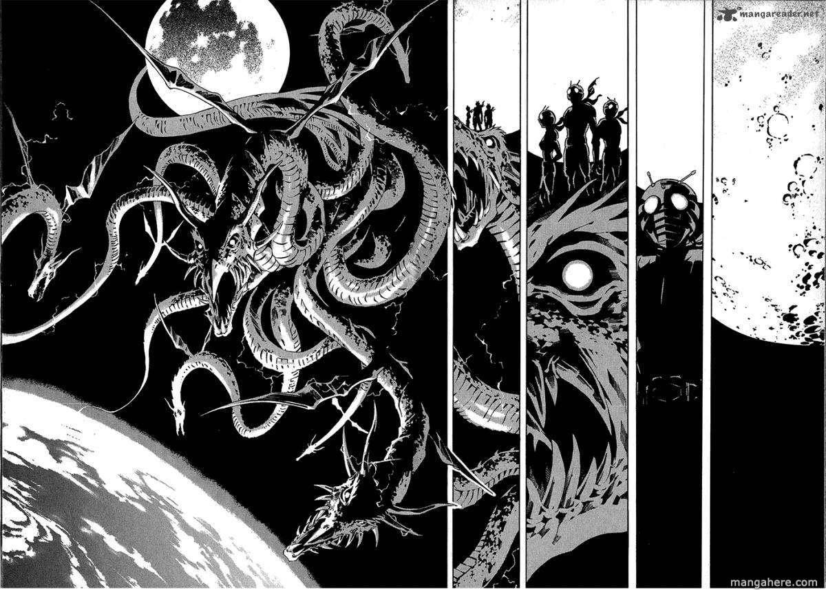 Kamen Rider Spirits 50 Page 2