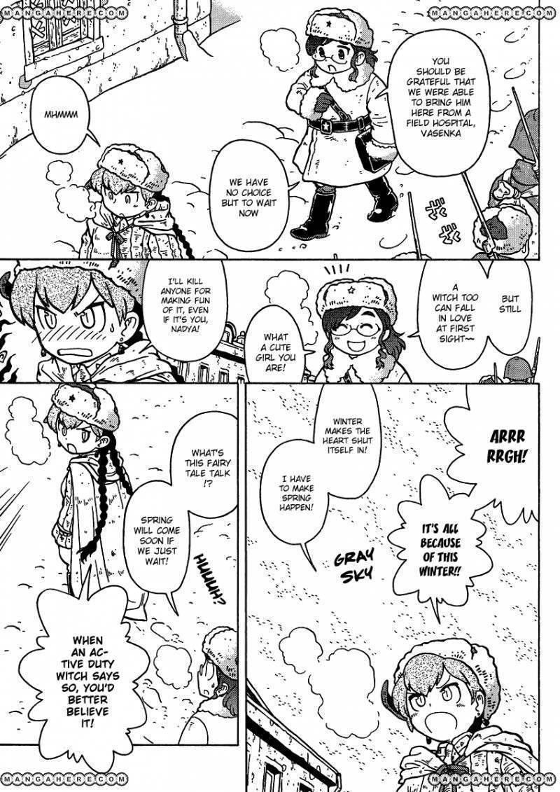 Kutsuzure Sensen - Witch Vasenka's War 6 Page 3