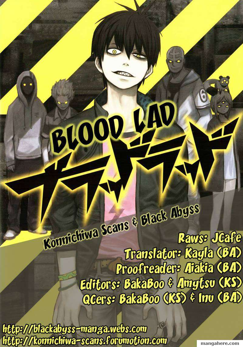 Blood Lad 1 Page 2