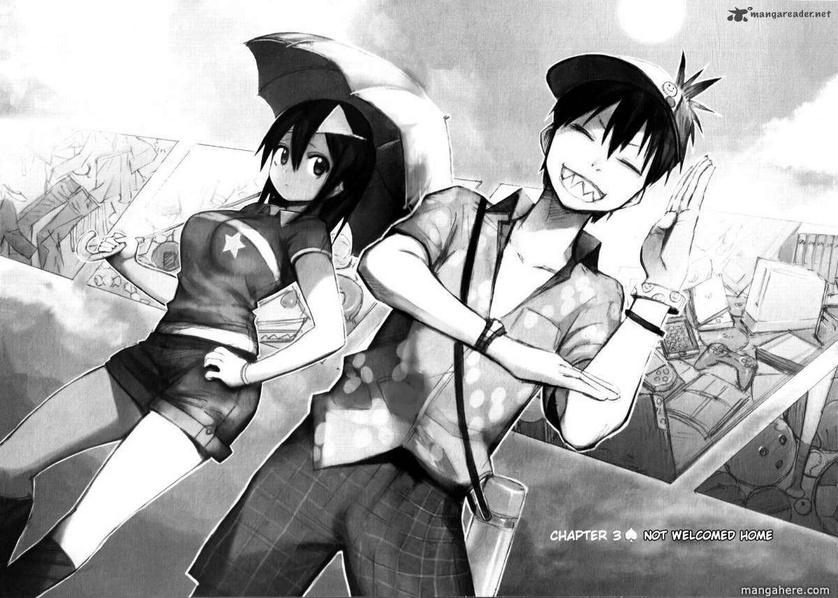 Blood Lad 3 Page 2