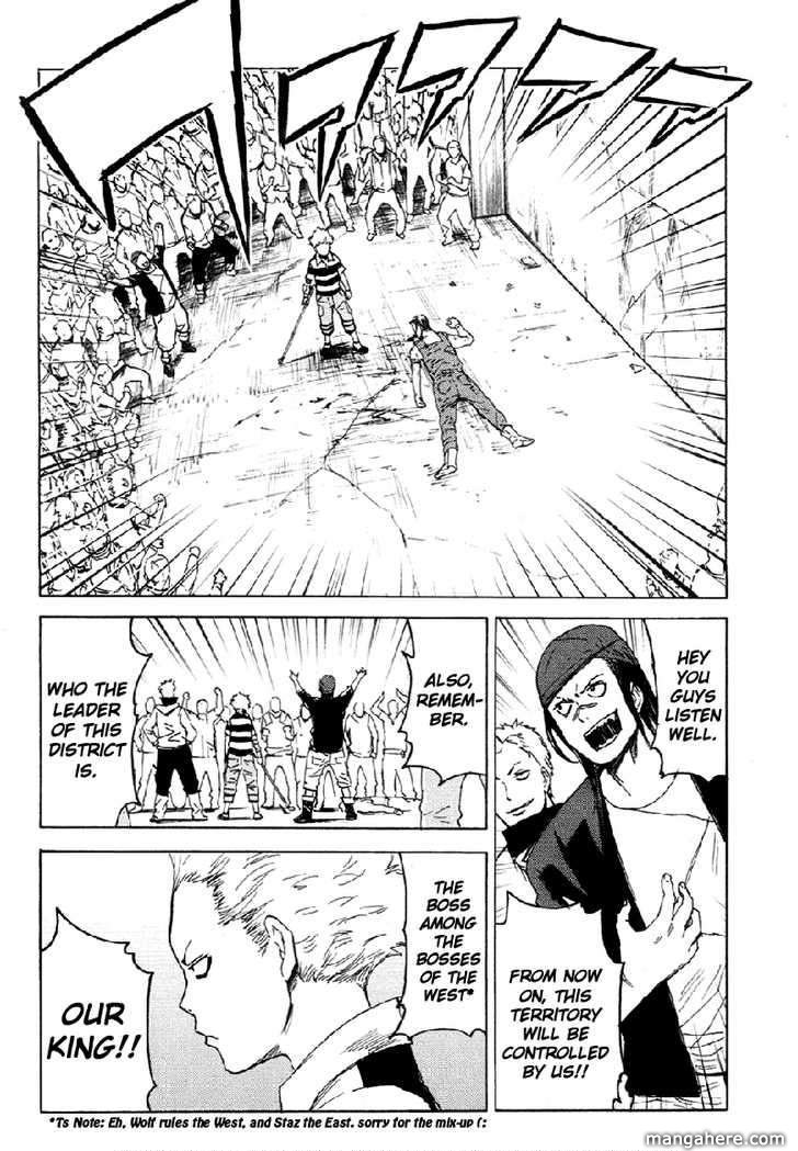 Blood Lad 5 Page 2