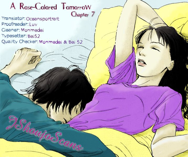 A Rose-Colored Tomorrow 7 Page 2