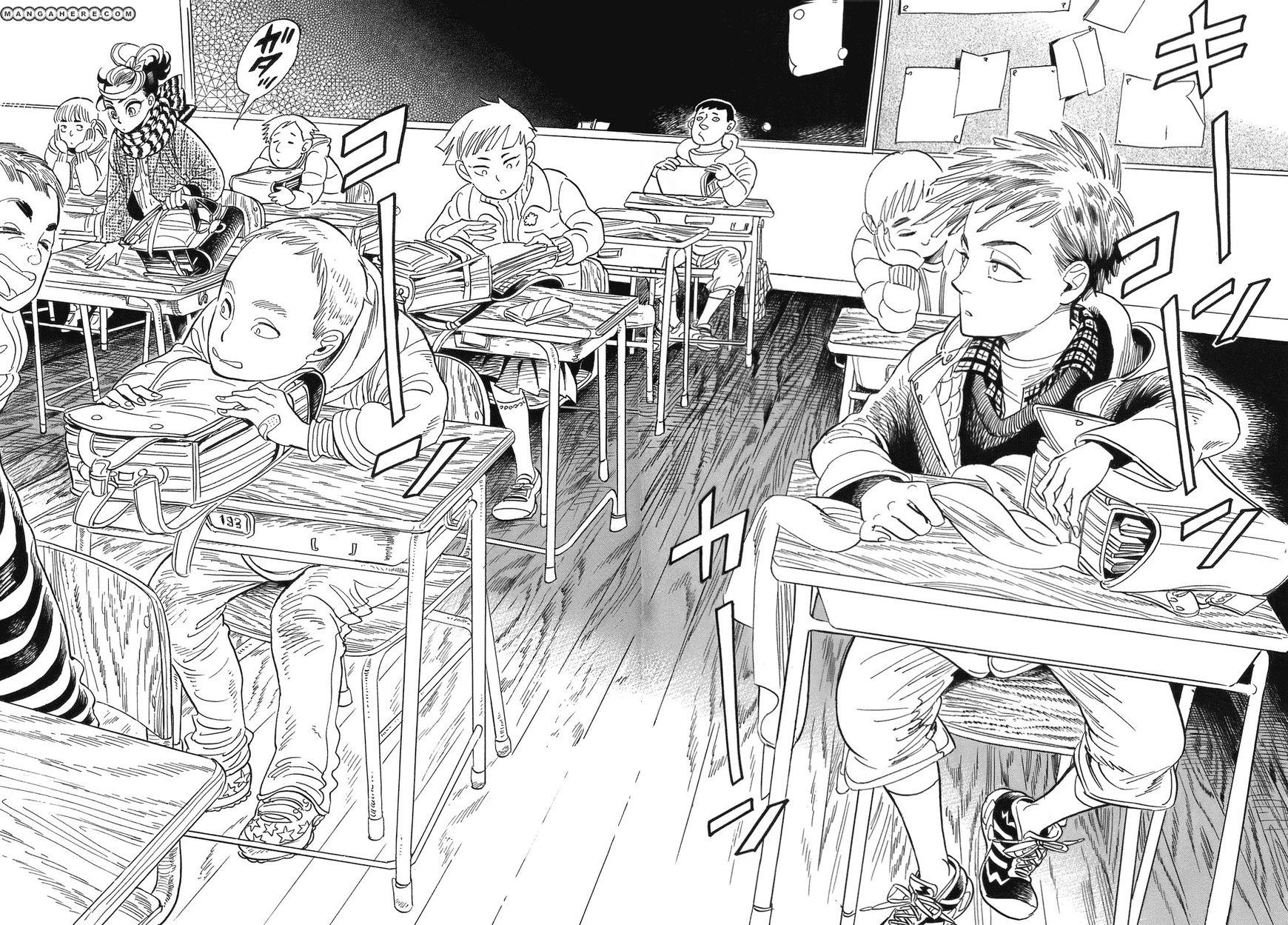 Ran to Haiiro no Sekai 18 Page 2