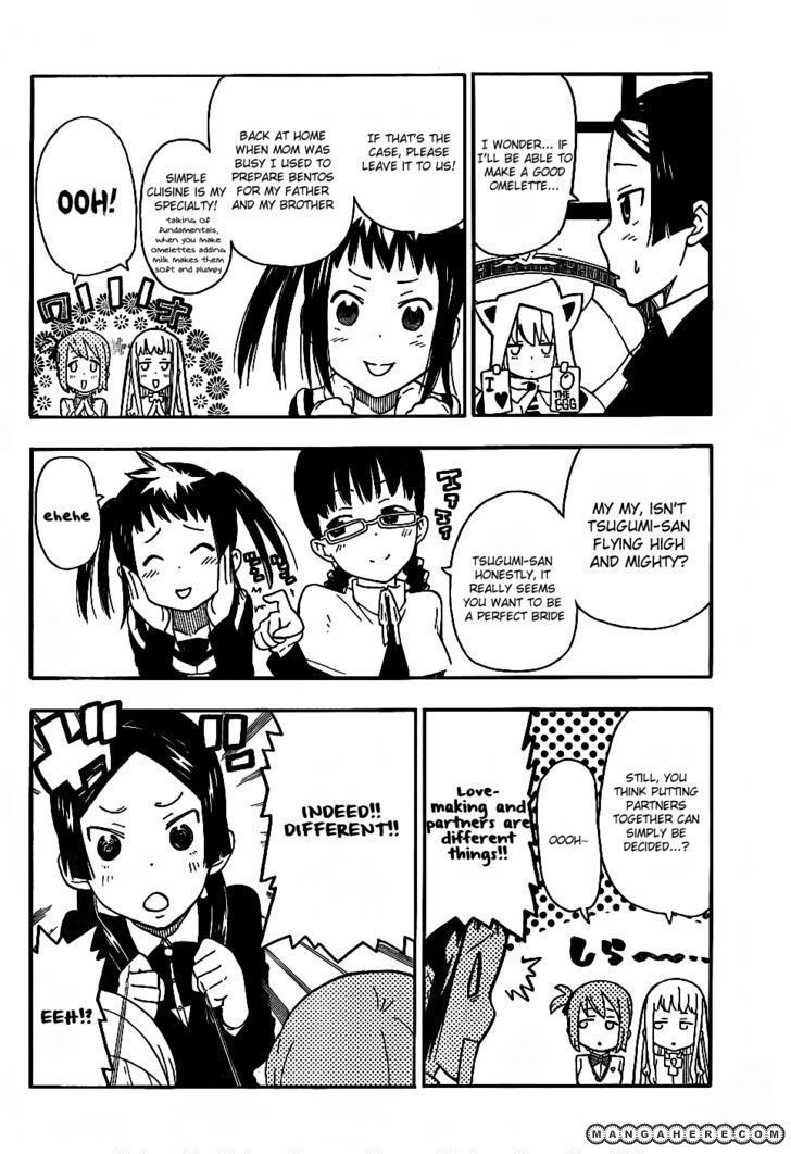 Soul Eater Not! 9.5 Page 2