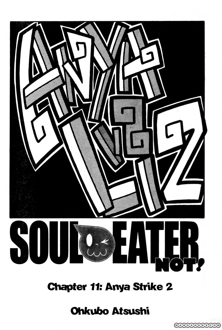 Soul Eater Not! 11 Page 2