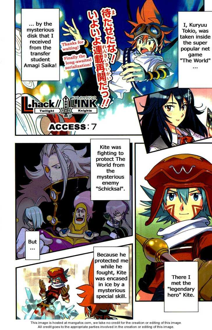 .hack//Link 7 Page 2