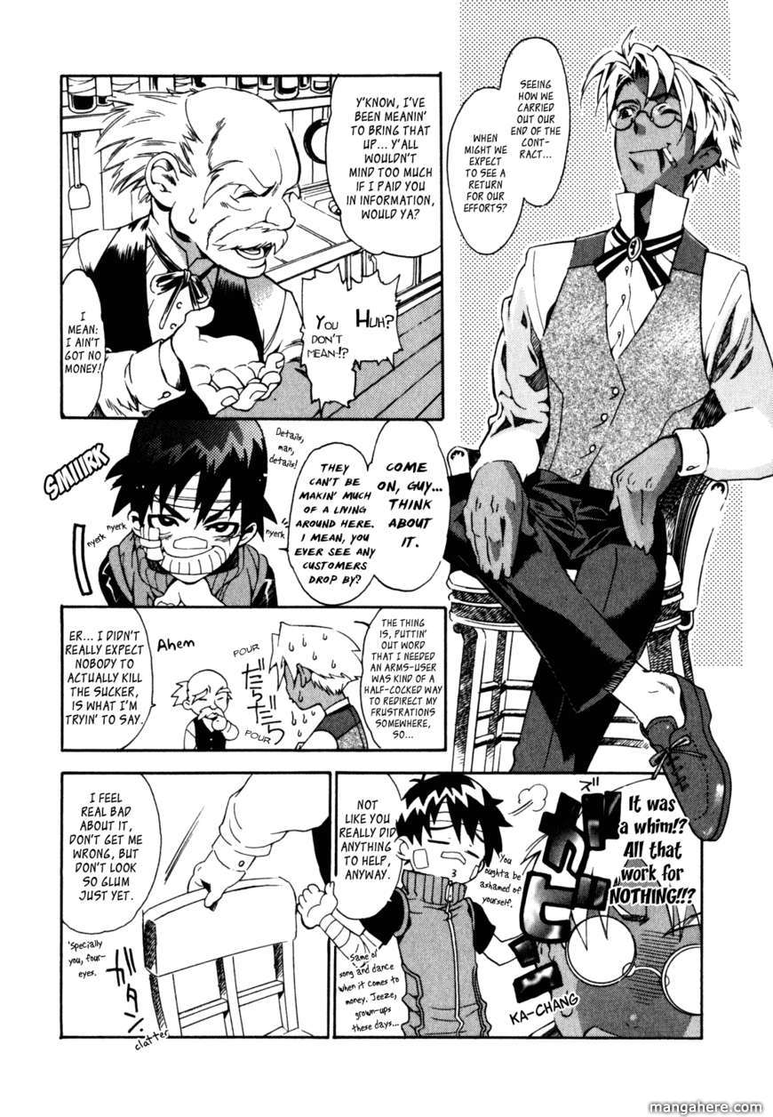 Wild Arms Flower Thieves 9 Page 2