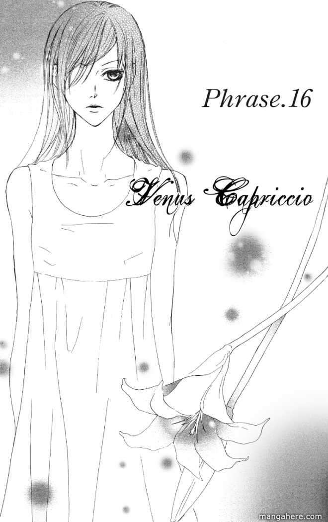Venus Capriccio 16 Page 1
