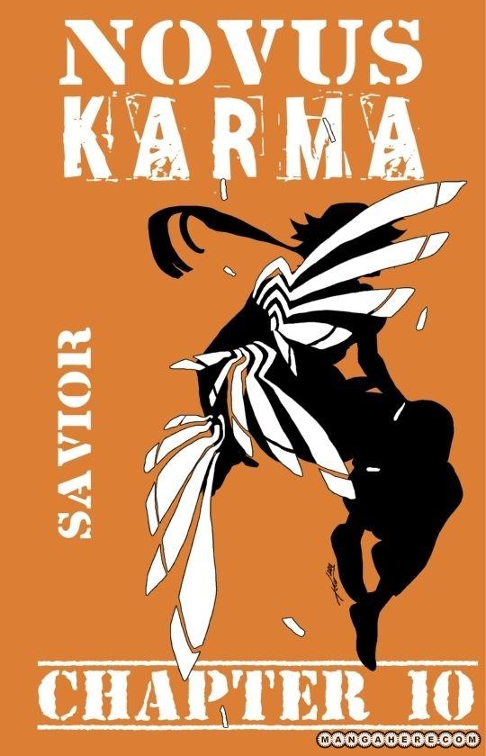Novus Karma 10 Page 1